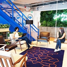 GIC, Frasers Property & JustCo jointly invest US$177m to develop co-working platform across Asia